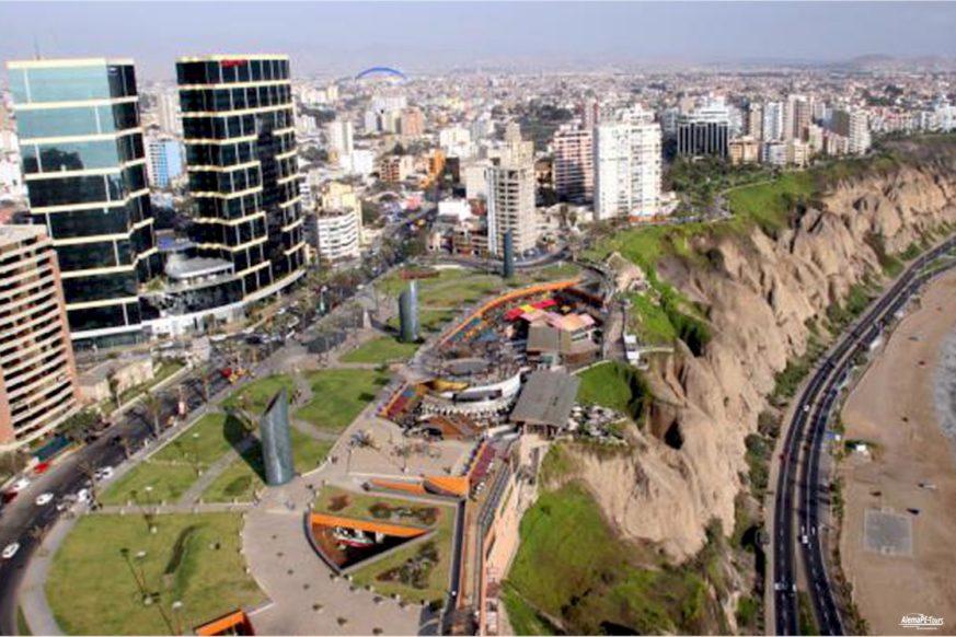 Lima - Miraflores - Larcomar