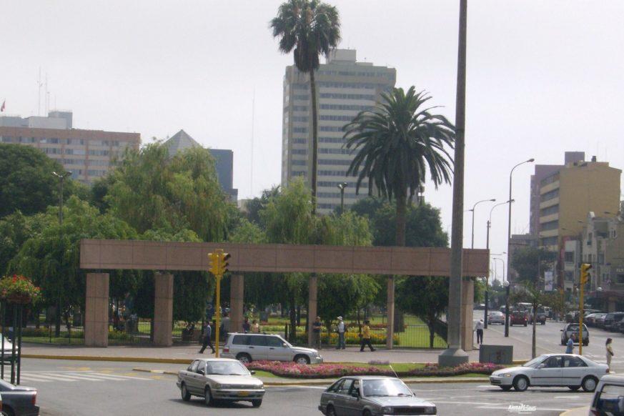 Lima - Miraflores - Parque Kennedy