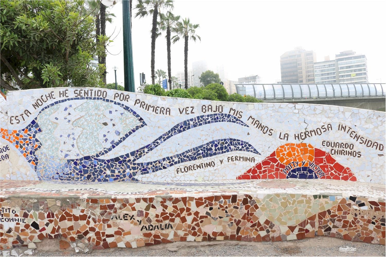 Lima - Miraflores - Parque del Amor