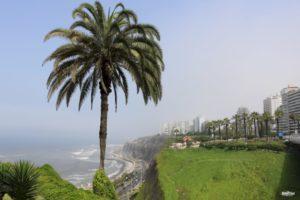Lima - Miraflores - Costa Verde - Parque del Amor