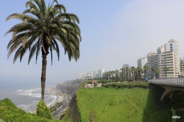 Lima - Miraflores - Costa Verde