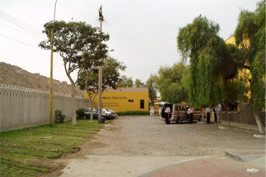 Lima - Miraflores - Huaca Puccllana