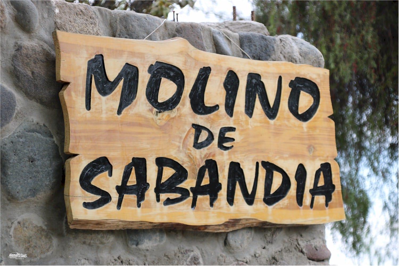 Countryside & Mühle von Sabandia