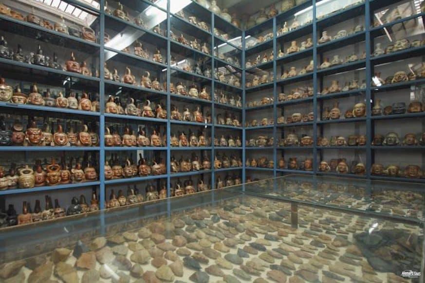 Lima - Pueblo Libre - Museo Larco
