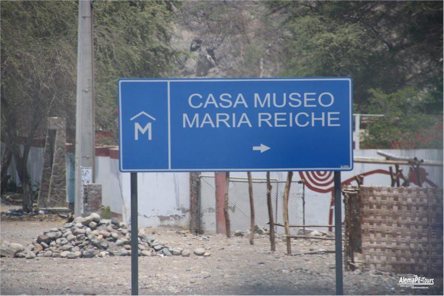 Nasca - Museo Maria Reiche
