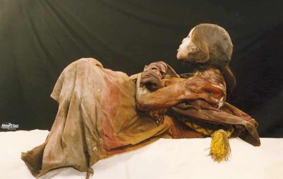 Arequipa - Museo Santuarios Andinos