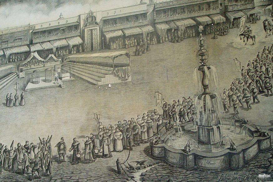 Lima - Museo del Congreso y de Inquisición