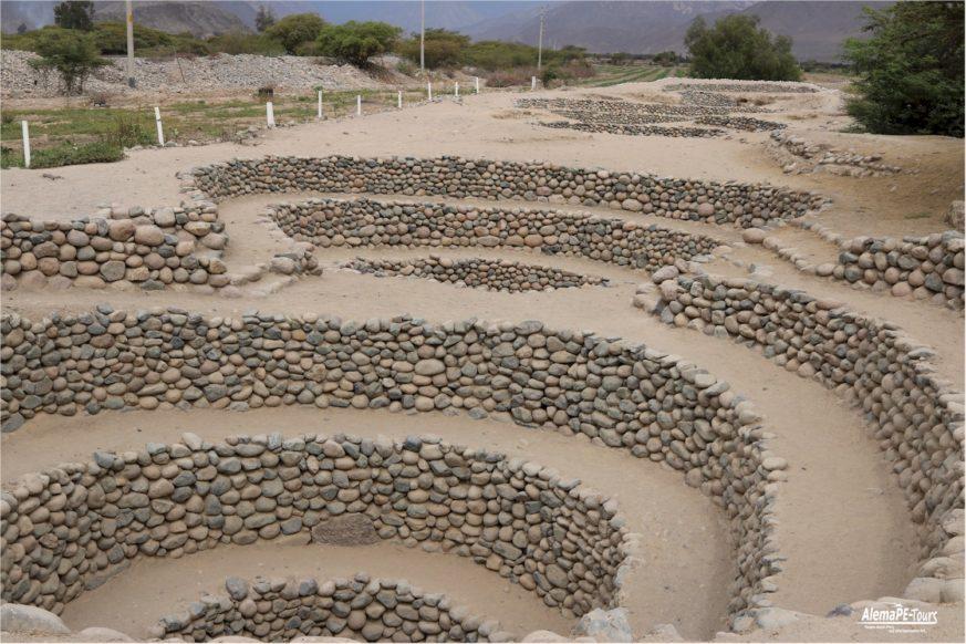 Nasca - Acueductos de Cantalloc