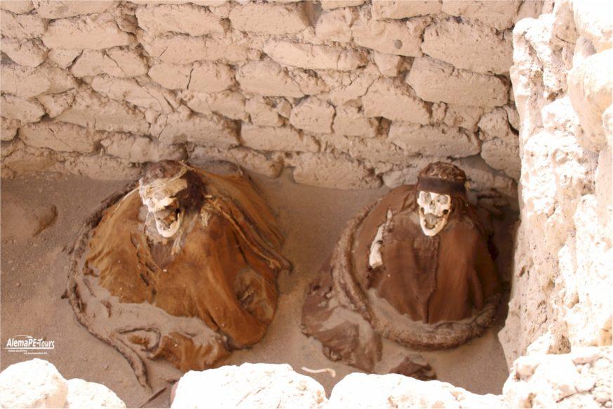 Nasca - Chauchilla - Cemeterio Inka