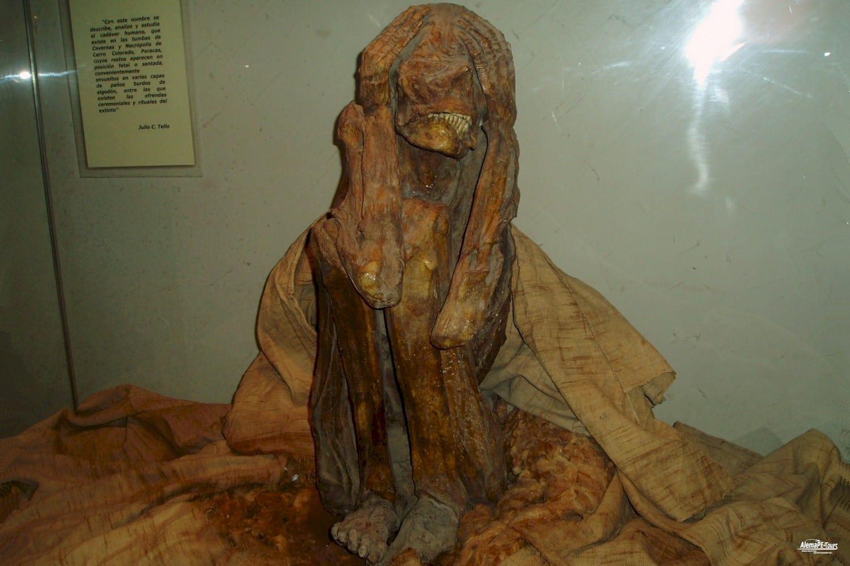 Lima - Pueblo Libre - Museo Nacional de Arqueología Antropología e Historia del Perú