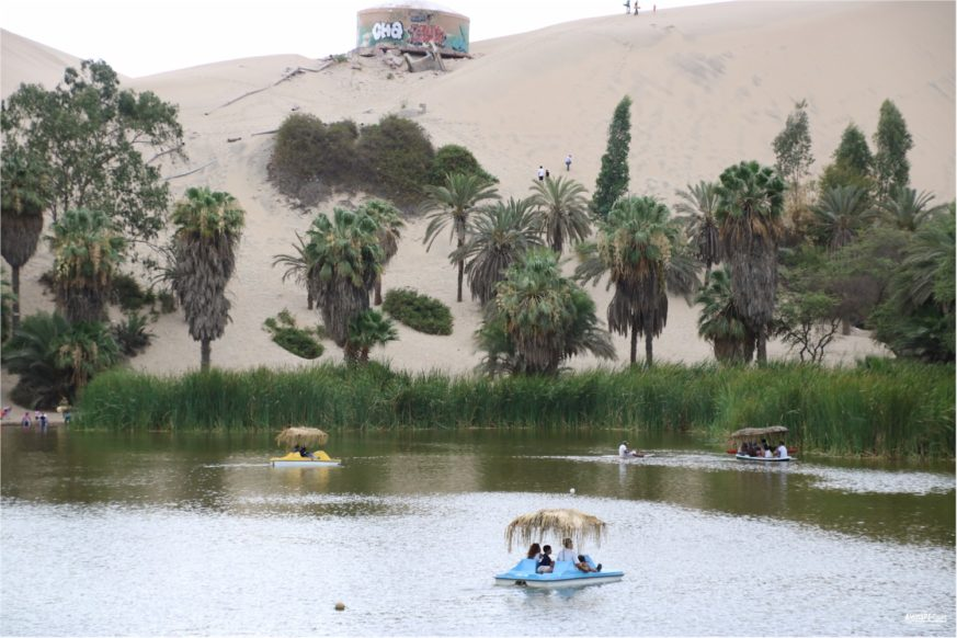 Ica - Oasis Huacachina