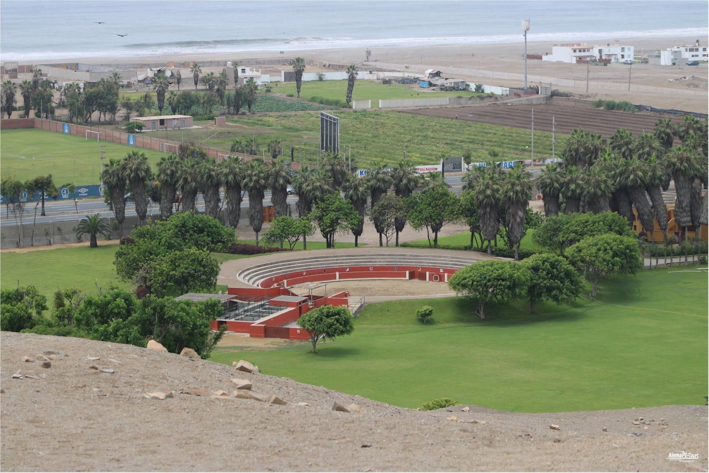 Lima - Museo y Sitio Pachacamac