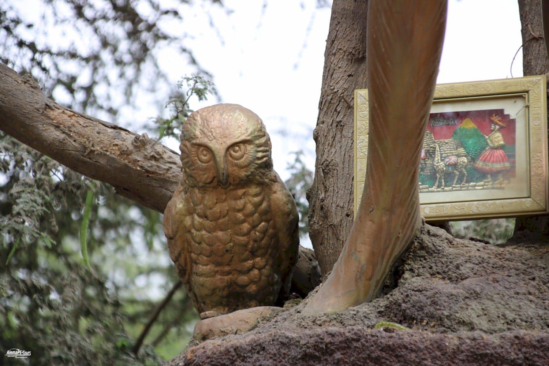 Ica - Parque de las Brujas de Cachiche