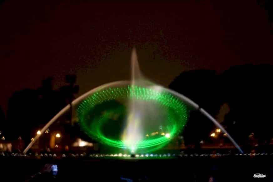 Lima - Parque de la Exposición