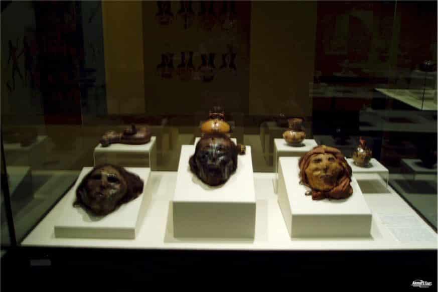 Lima - San Borcha - Museo de la Nacion
