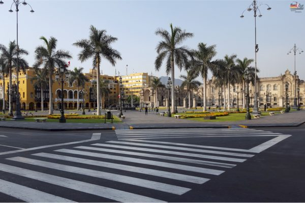 Lima - Plaza-Mayor - Municipalidad Metropolitano de Lima