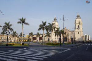Lima - Plaza-Mayor - Catedral de Lima