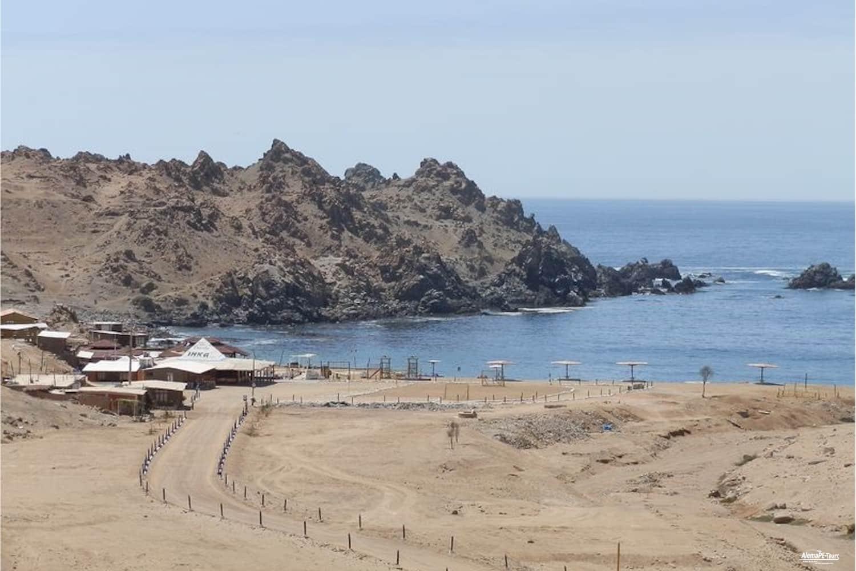Puerto Inka - Playa