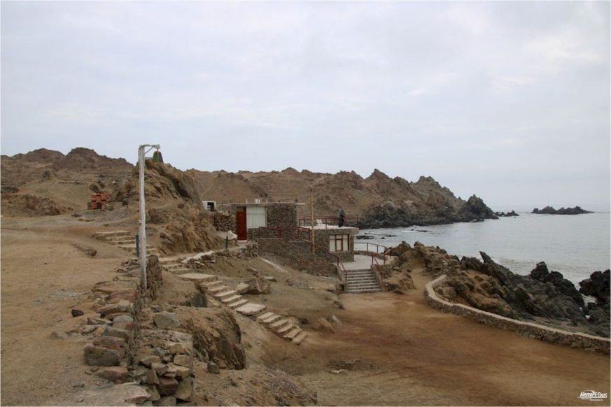 Puerto Inka - Playa y Casitas