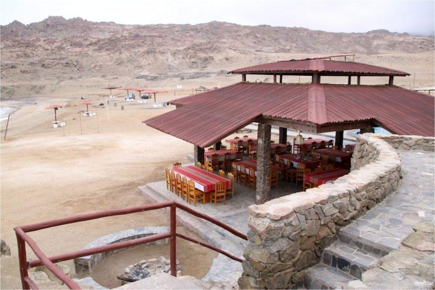 Puerto Inka - Restaurante del Hotel