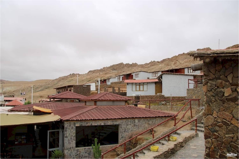 Puerto Inka - Casitas del Hotel