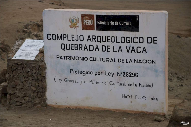 Puerto Inka - Complejo Arquelogico de Quebrada de la Vaca