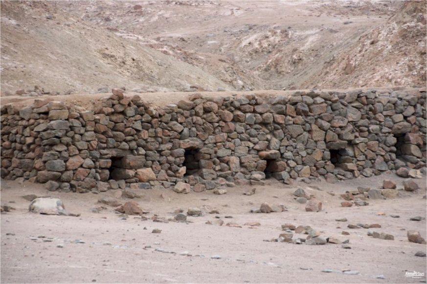 Puerto Inka - Complejo Arquelógico Quebrada de la Vaca