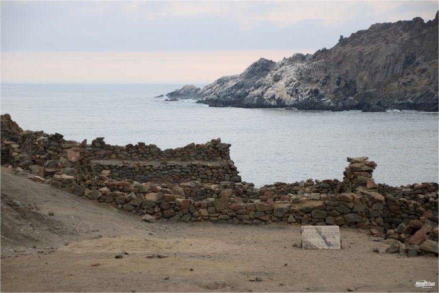 Puerto Inka - Playa y Complejo Arquelógico Quebrada de la Vaca