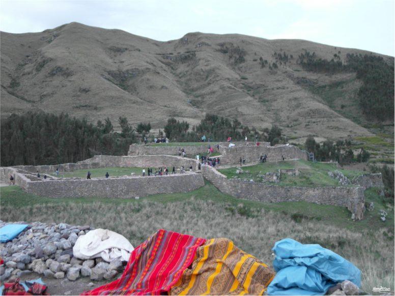 Cusco - Pukapukara