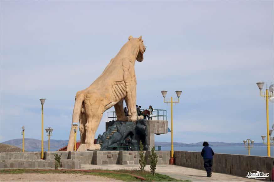 Puno - Mirador El Puma