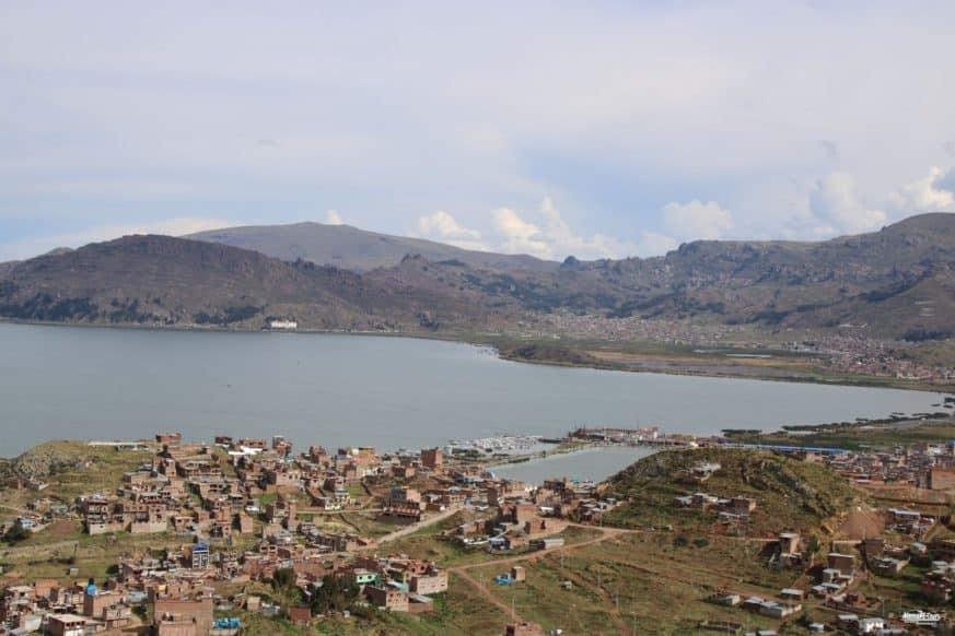 Puno y el Lago Titicaca