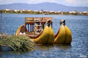 Puno - Lago Titicaca - Los Islas Flotantes de los Uros