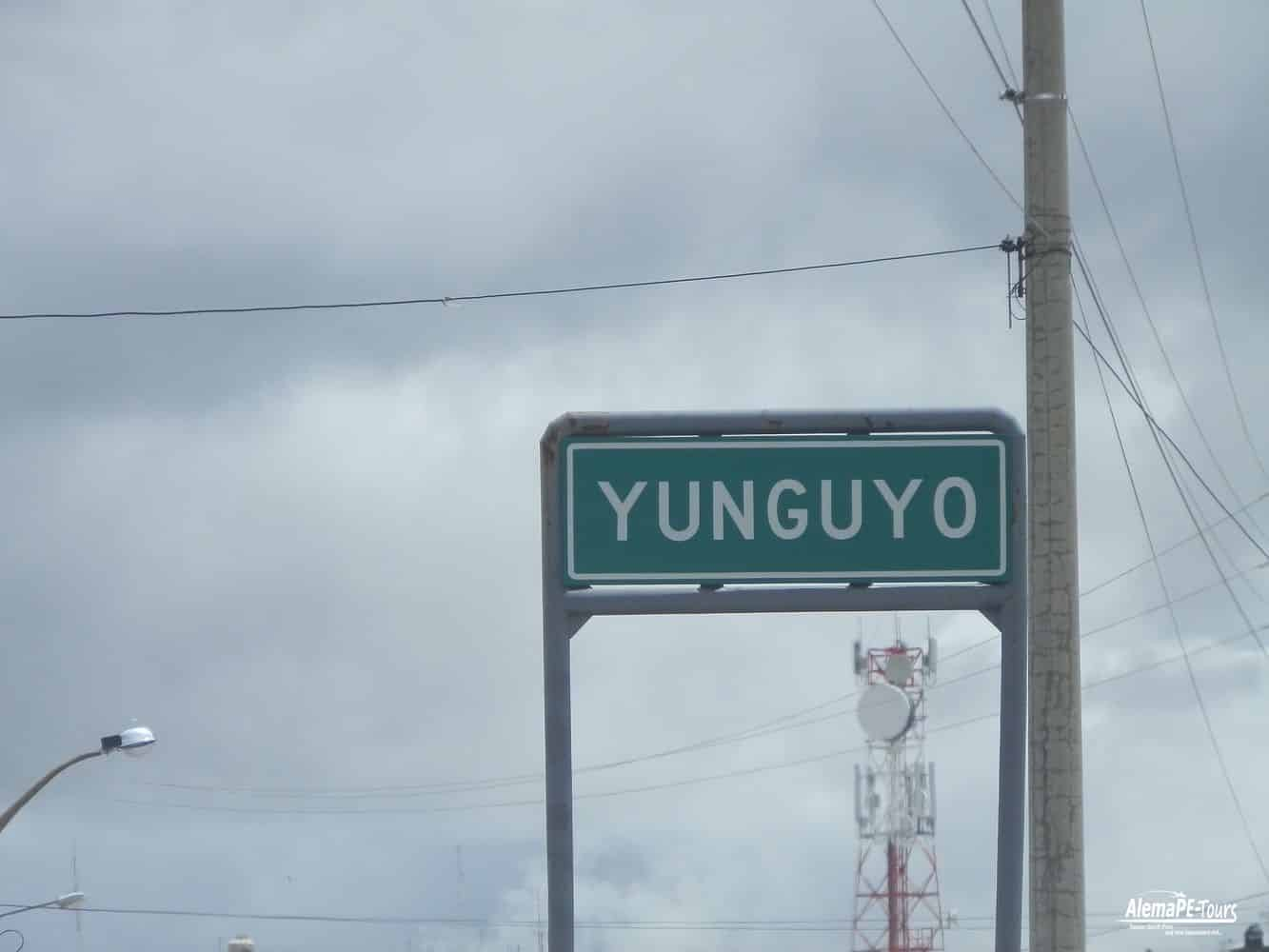 Yunguyo - Border to Bolivia