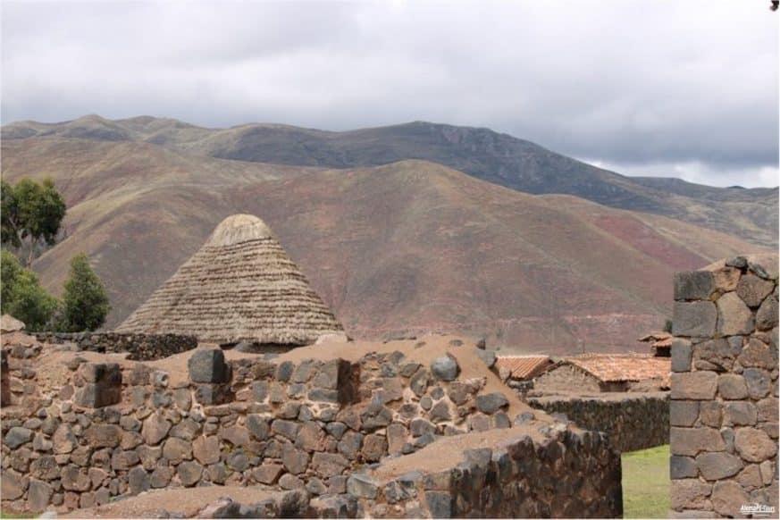 Cusco - Raqchi