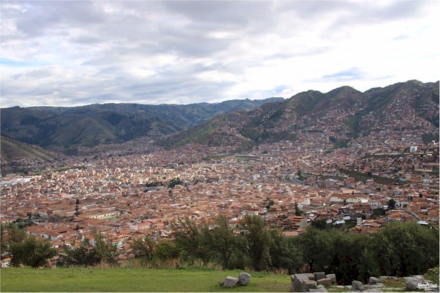 Cusco - Sacsayhuamán