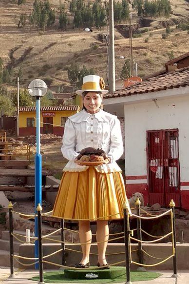 Cusco - Oropesa - Sally - Tipon