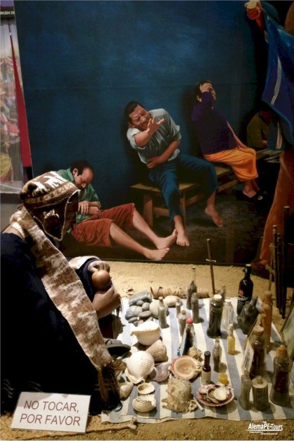 Chiclayo - Túcume - Museo de Sitio de Túcume