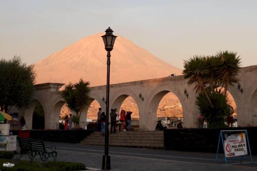 Arequipa - Yanahuara