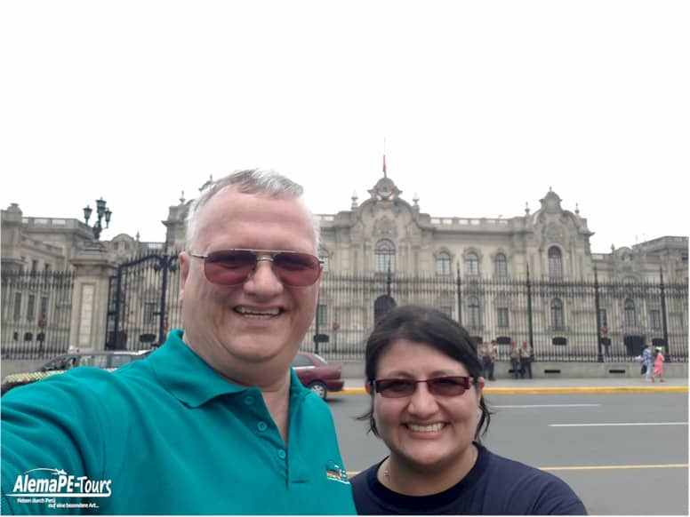 Lima - Palacio del Gobierno