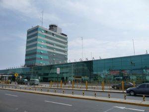 Aeropuerto de Lima