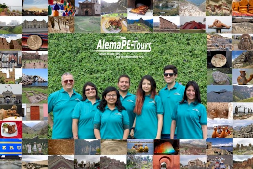 AlemaPE-Tours-Team