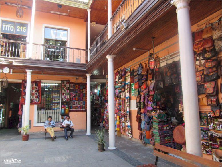 Centro Artesanal Santo Domingo