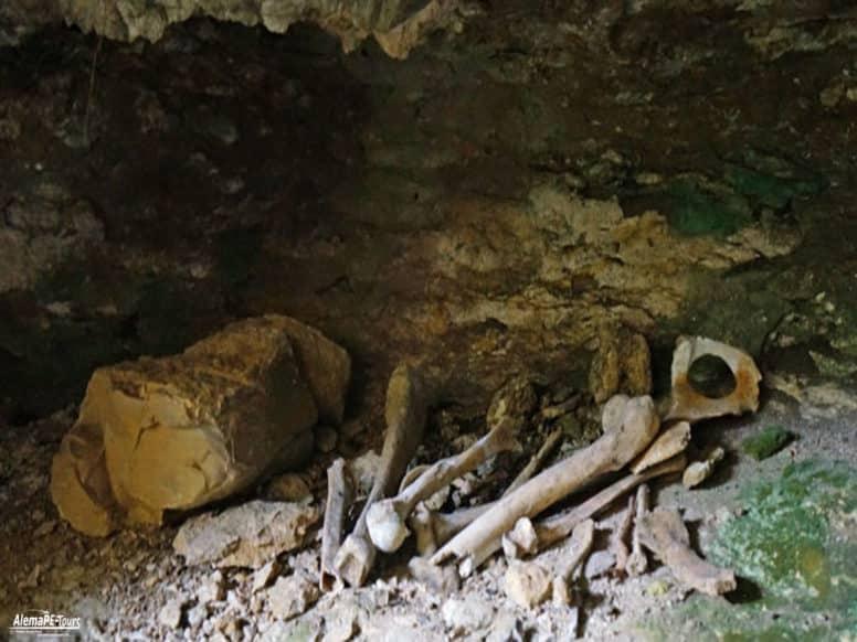Chachapoyas - Cavernas Quiocta