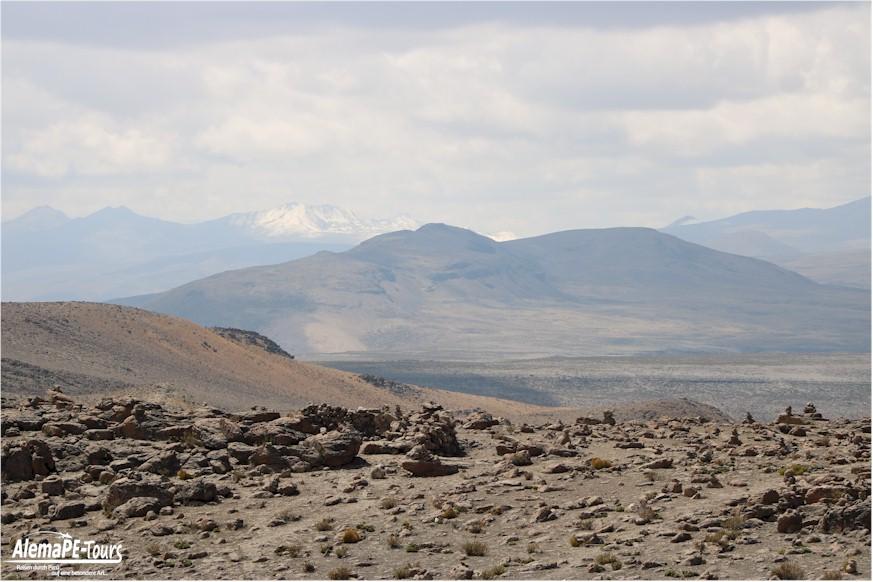 Chivay - Mirador de los Volcanes 2019