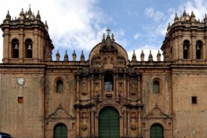 Cusco - Cathedral