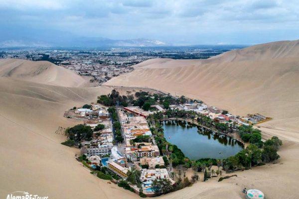 Ica - Oasis Huacachina 2019