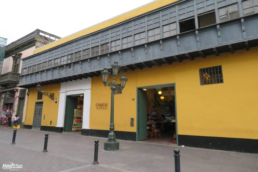 Lima - ChocoMuseo
