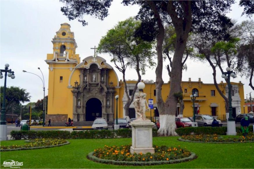Lima - Tour - Baranco