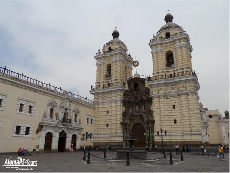 Lima - Monasterio San Fransisco