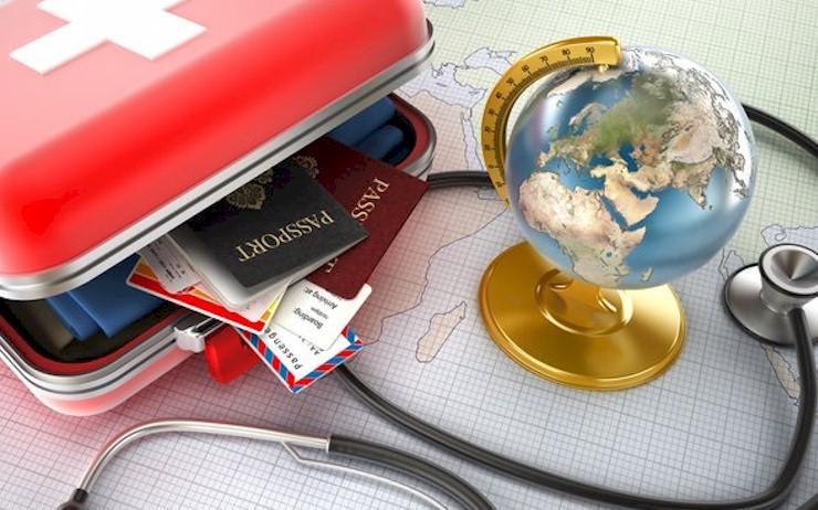 Reisen und Gesundheit